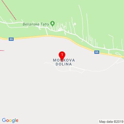 Monkova dolina 475,Ždiar,059 55