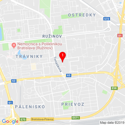 Sv. Vincenta 2,Bratislava,821 03