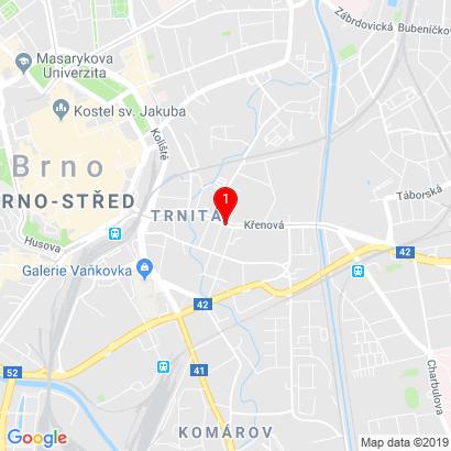 Křenová 40,Brno,60200
