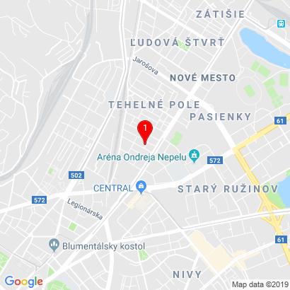 Osadná 1,Bratislava-Nové Mesto,83103
