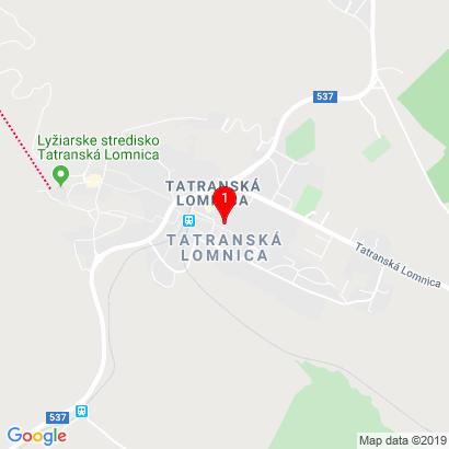 Tatranská Lomnica 559c,Vysoké Tatry,05960