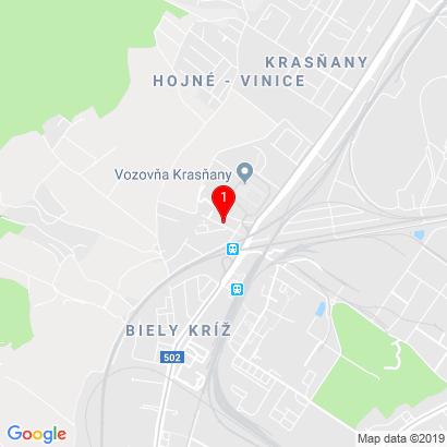 Račianska 2687/143,Bratislava - Nové Mesto,83154