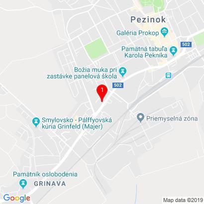 Bratislavská 114,Pezinok,902 01