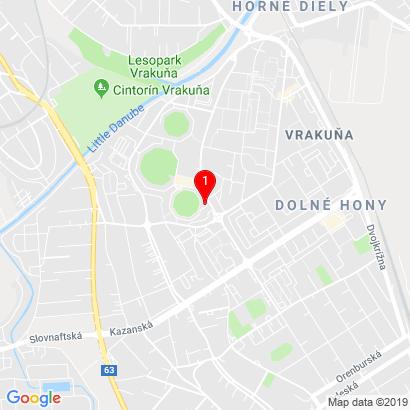Lotyšská 1,Bratislava-Podunajské Biskupice,82106