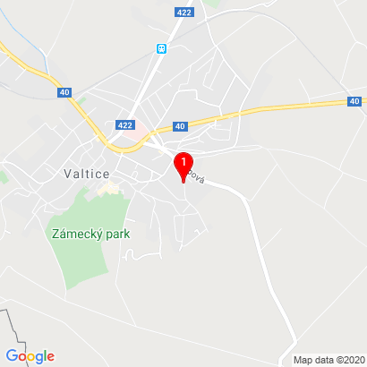 Dubna 515,Valtice,69142