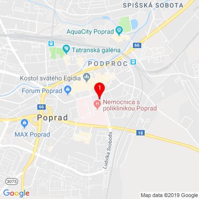 Tatranské námestie 3,Poprad,058 01