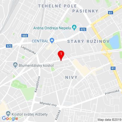 Záhradnická 46,Bratislava-Ružinov,82108