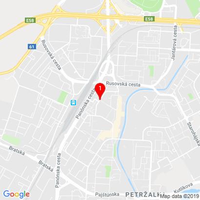 Belinského,Bratislava-Petržalka,851 01