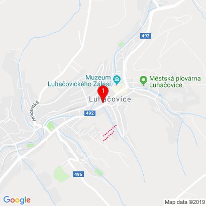 Masarykova 152,Zlín - Luhačovice,76326