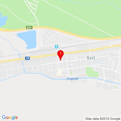Mierová 1,Svit,059 21