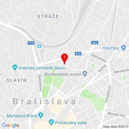 Belopotockého 2,Bratislava,811 05