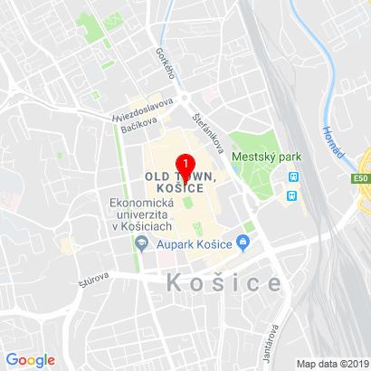 Hlavná,Košice,040 01