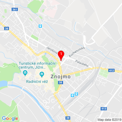 Tyršova 1251/3,Znojmo,669 02