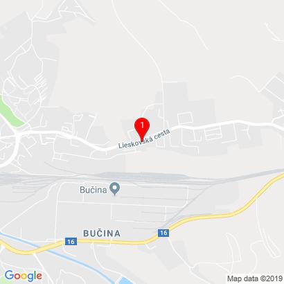 Lieskovská cesta 4743,Zvolen,96001