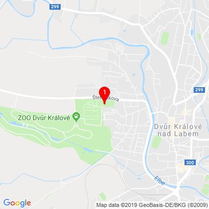 Štefánikova 1029,Dvůr Králové nad Labem,544 01