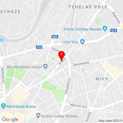 Krížna,Bratislava - mestská časť Staré Mesto,811 07