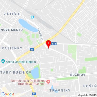 Tomášikova 23/C,Bratislava-Ružinov,821 01