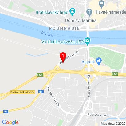 Viedenská cesta 7,Bratislava,85101