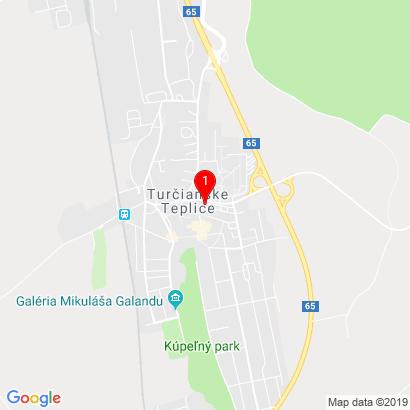 Hájska 549/8,Turčianske Teplice,039 01