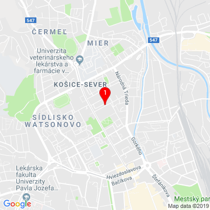 Tomašíkova 19,Košice,040 01