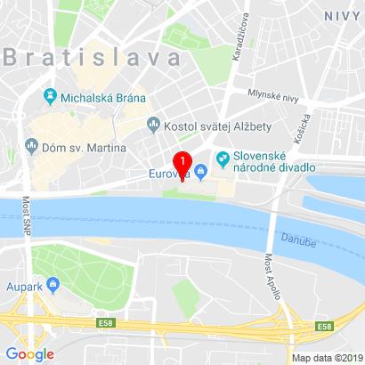 Pribinova 4,Bratislava,811 09