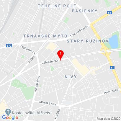 Záhradnícka 46,Bratislava,821 08