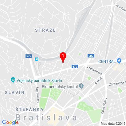 Karpatská,Bratislava - mestská časť Staré Mesto,811 05
