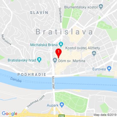 Prepoštská 4,Bratislava - mestská časť Staré Mesto,81499