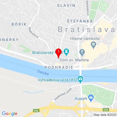 Nám. A. Dubčeka 1,Bratislava,82108