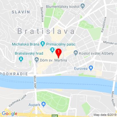 Gorkého 6,Bratislava - Staré Mesto,811 08
