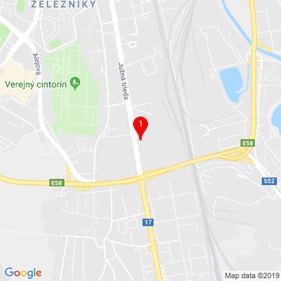 Južná trieda 74,Košice - mestská časť Juh,04001