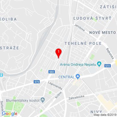 Račianska 33,Bratislava,831 02
