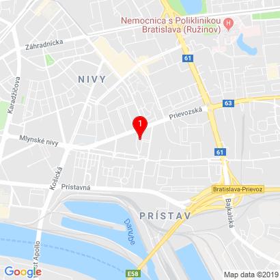 Plynárenská 6,Bratislava,821 09