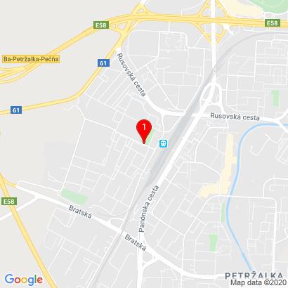 Údernícka 2A,Bratislava,85101