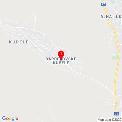 Bardejovské Kúpele,Bardejov,08631