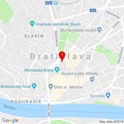 Hotel Crowne Plaza, Hodžovo námestie 2, 811 06 Bratislava,Bratislava,811 06