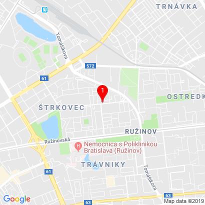 Drieňová 76/17,Bratislava-Ružinov,82101