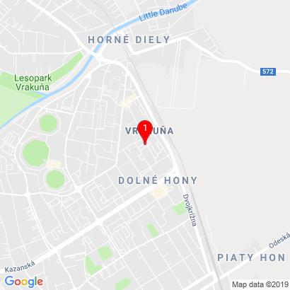 Hnilecká 7,Bratislava - mestská časť Vrakuňa,82107