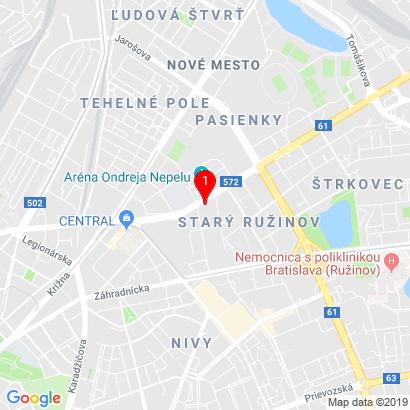 Trnavská cesta 154/12,Bratislava - Ružinov,821 08