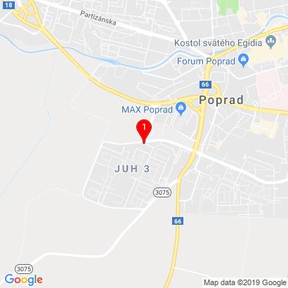 Suchoňova 3527,Poprad,058 01