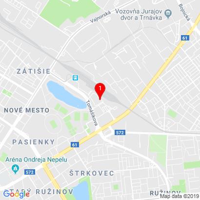 Tomášikova 12572/50/d,Bratislava-Nové Mesto,83104