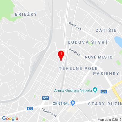 Račianska 63,Bratislava,831 02
