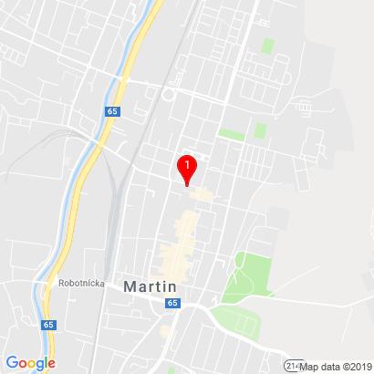 Škultétyho 1,Martin,036 01