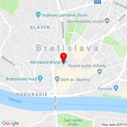 Hurbanovo nám. 10,Bratislava,811 03