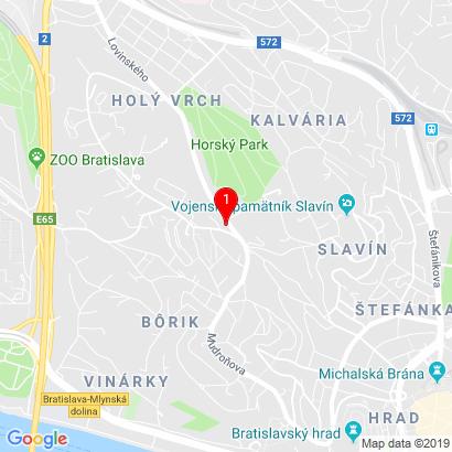 Búdkova cesta 3,Bratislava,811 04
