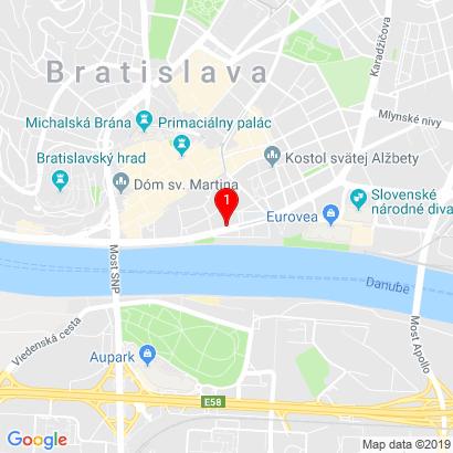 Vajanského nábrežie 59/15,Bratislava-Staré Mesto,81102