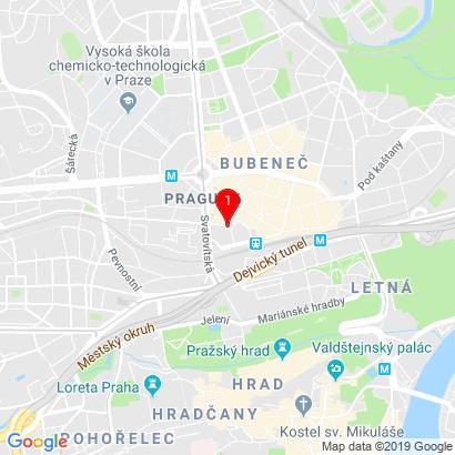 Wuchterlova,Praha 6 – Dejvice,160 00