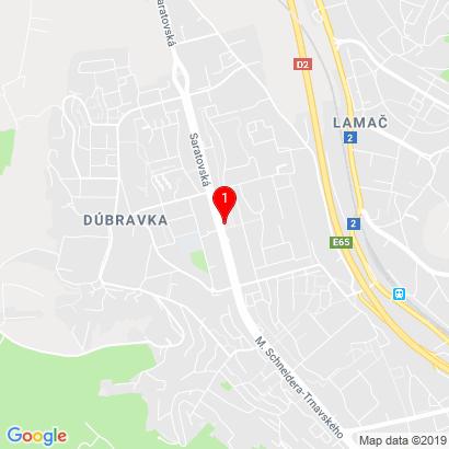 Saratovská 2,Bratislava-Dúbravka,84102