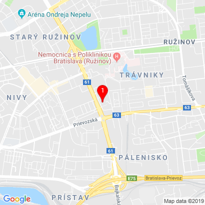 Bajkalská 29F,Bratislava,82105