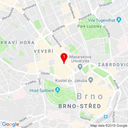 Gorkého 1,Brno,602 00